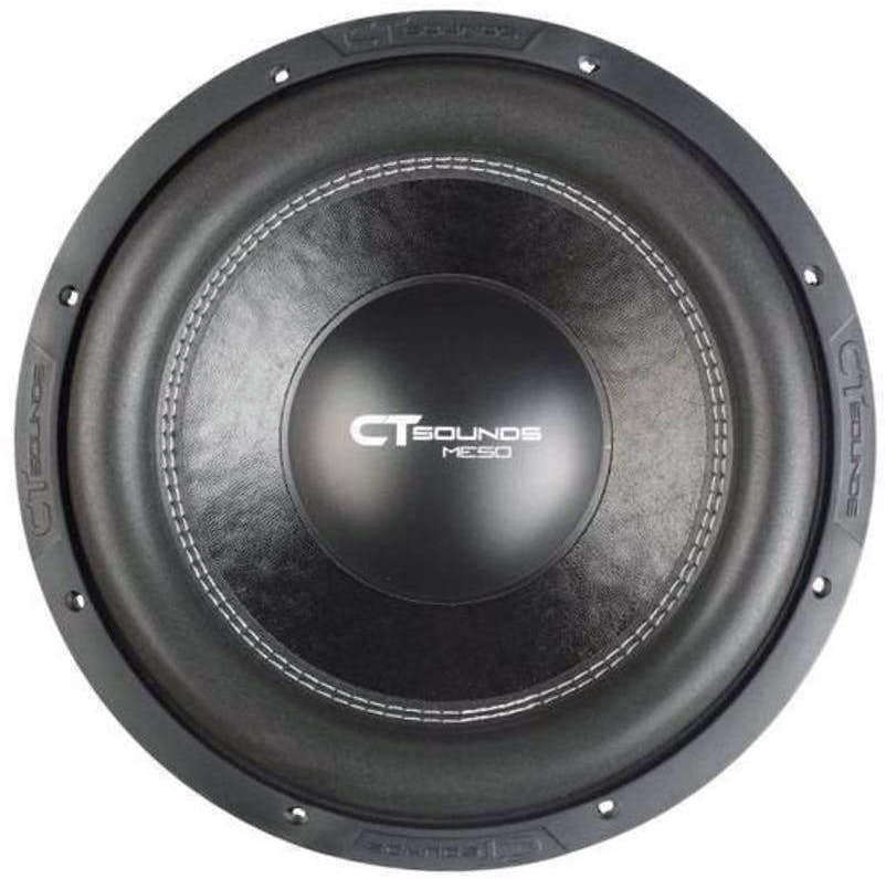 Ct Sounds Meso 12 12 Quot Subwoofer